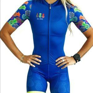 Worn 1x - Like New Aero Triathlon Suit 🍍🍍🍍
